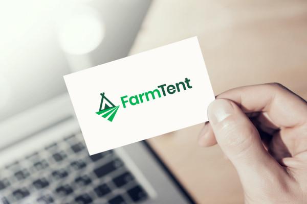 Sample branding #3 for Farmtent