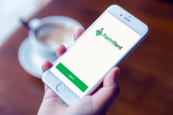 Sample branding #1 for Farmtent