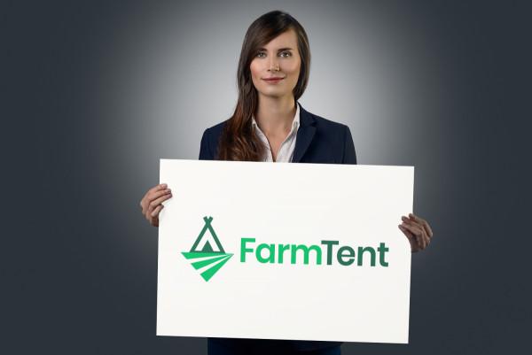Sample branding #2 for Farmtent
