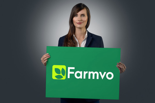 Sample branding #2 for Farmvo
