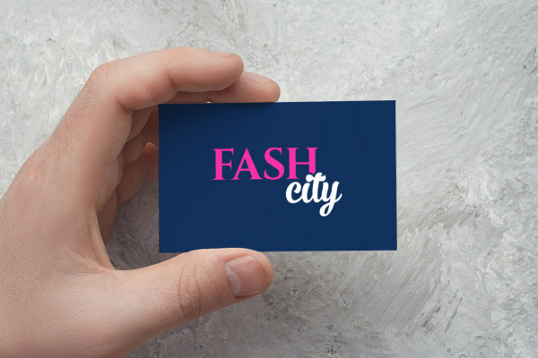 Sample branding #1 for Fashcity