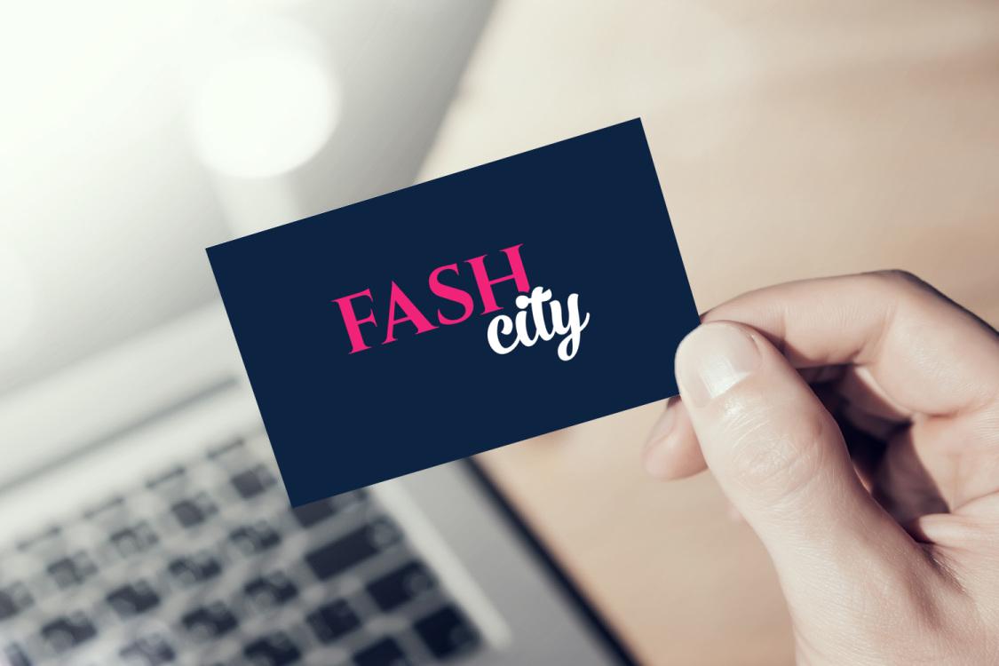 Sample branding #1 for Fashcity
