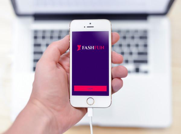 Sample branding #2 for Fashfun