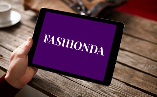 Sample branding #1 for Fashionda