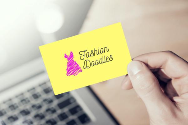 Sample branding #1 for Fashiondoodles