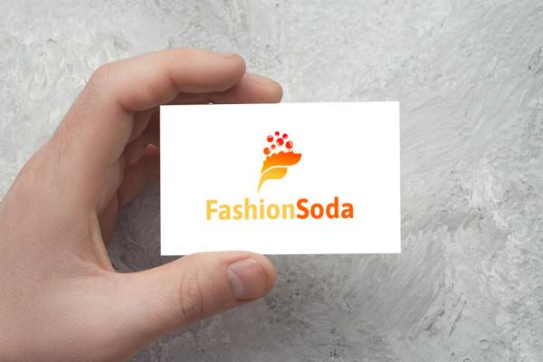 Sample branding #3 for Fashionsoda