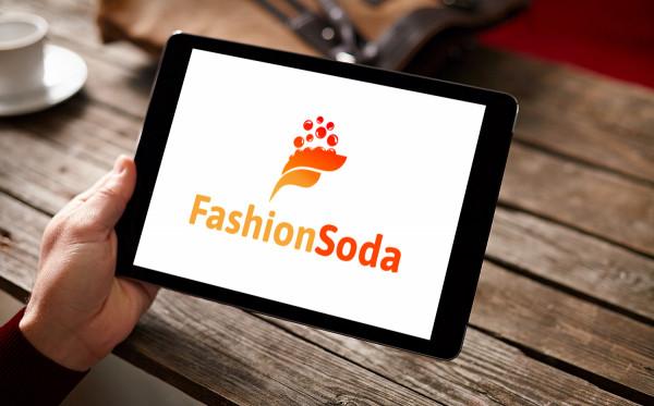 Sample branding #1 for Fashionsoda