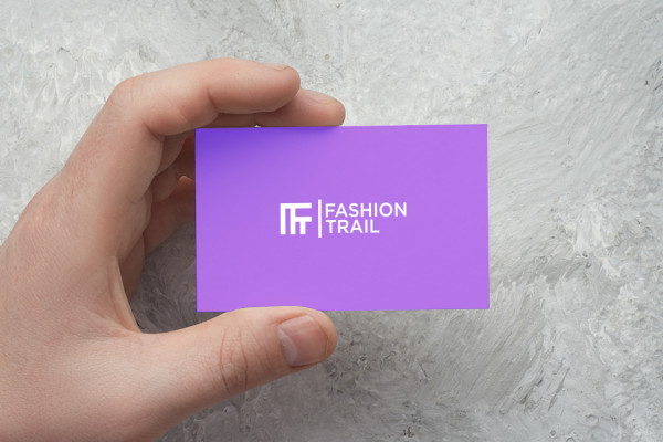 Sample branding #3 for Fashiontrail