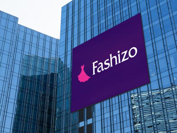 Sample branding #2 for Fashizo