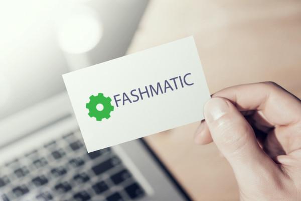 Sample branding #2 for Fashmatic