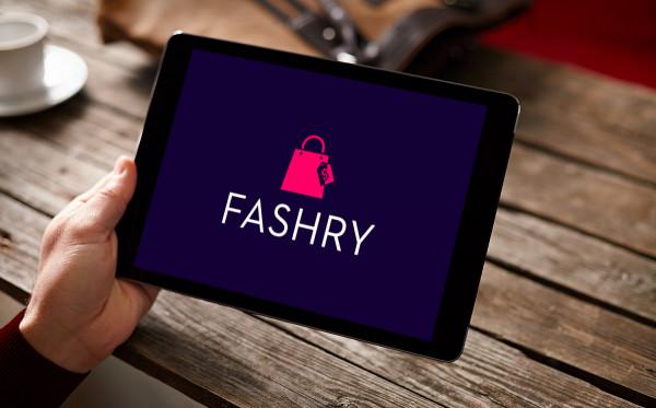 Sample branding #3 for Fashry