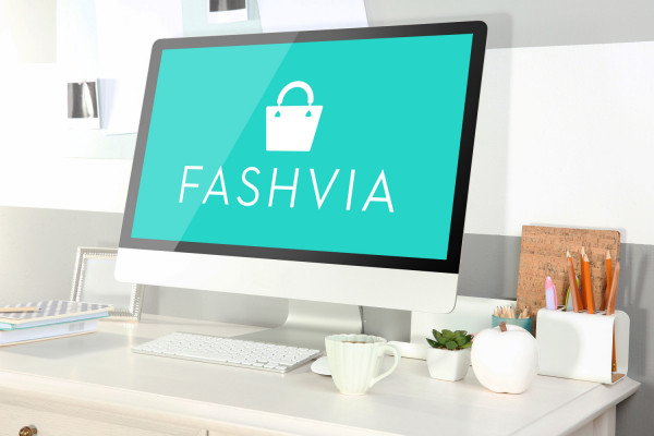 Sample branding #2 for Fashvia