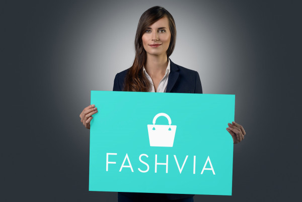 Sample branding #1 for Fashvia