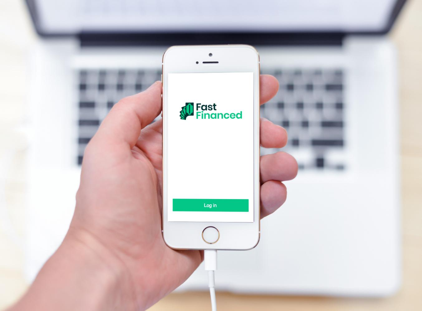 Sample branding #2 for Fastfinanced