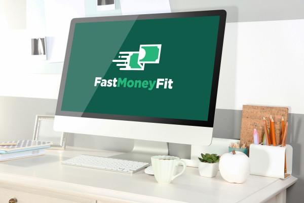 Sample branding #2 for Fastmoneyfit