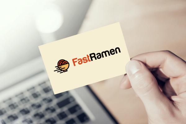 Sample branding #2 for Fastramen