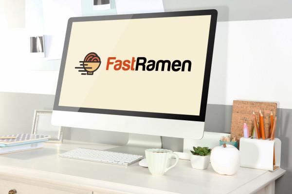 Sample branding #1 for Fastramen
