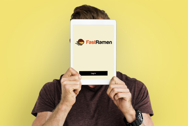 Sample branding #3 for Fastramen