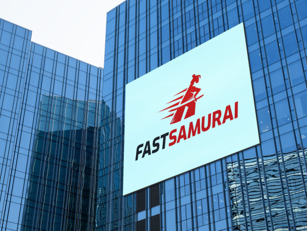Sample branding #3 for Fastsamurai