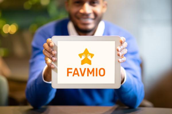 Sample branding #3 for Favmio