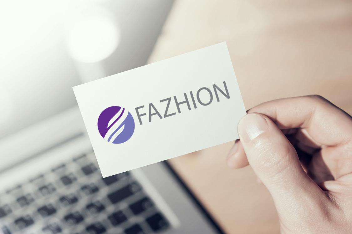 Sample branding #3 for Fazhion