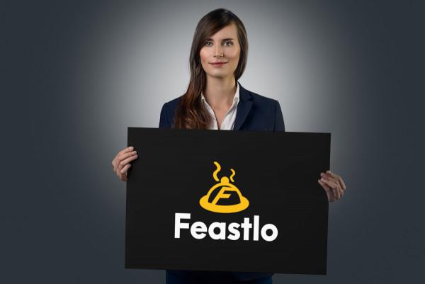 Sample branding #3 for Feastlo