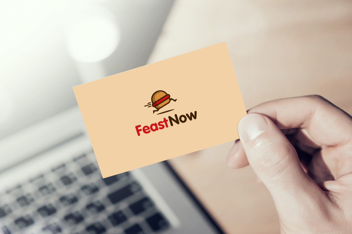 Sample branding #3 for Feastnow