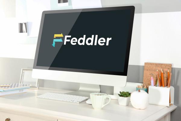 Sample branding #3 for Feddler