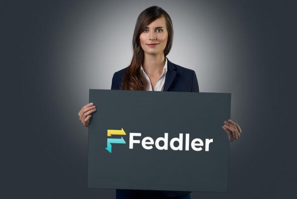 Sample branding #1 for Feddler
