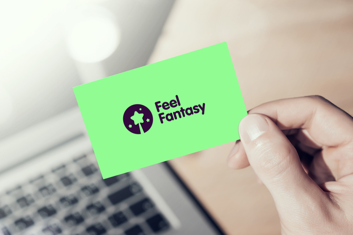 Sample branding #3 for Feelfantasy