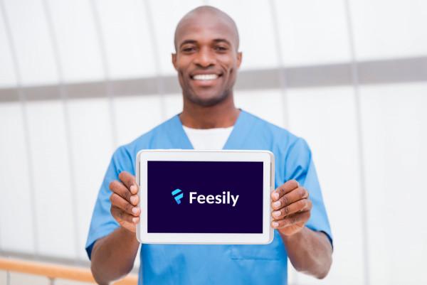 Sample branding #1 for Feesily