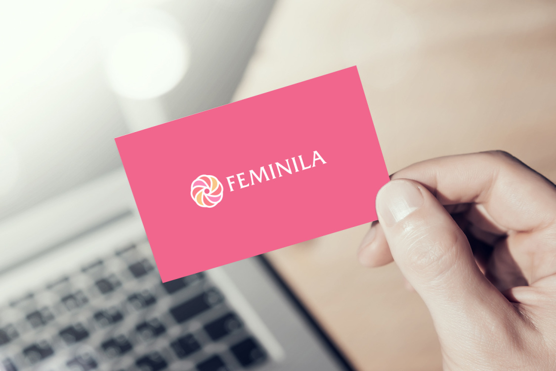 Sample branding #1 for Feminila
