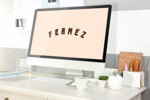 Sample branding #2 for Fermez