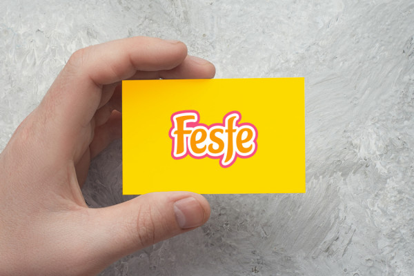 Sample branding #3 for Fesfe