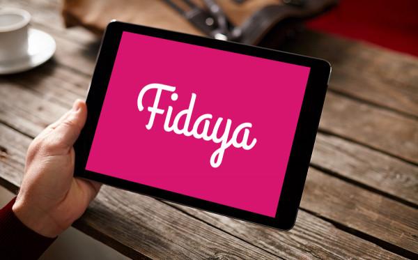 Sample branding #1 for Fidaya