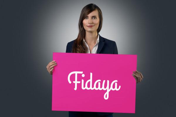 Sample branding #3 for Fidaya