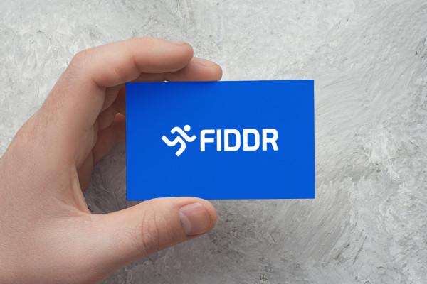 Sample branding #2 for Fiddr