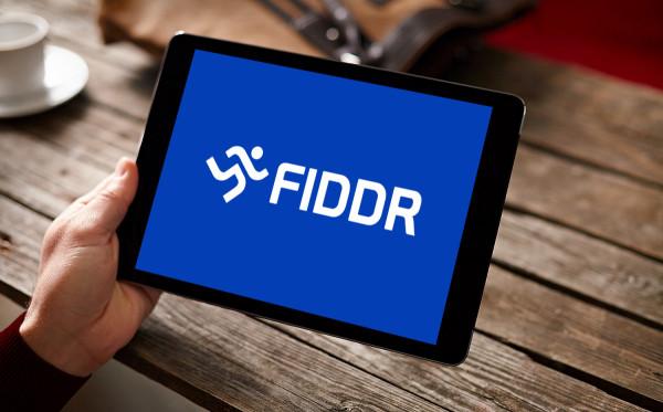 Sample branding #3 for Fiddr