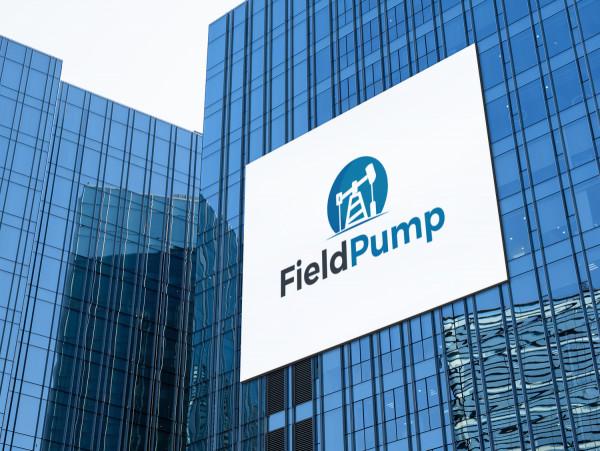 Sample branding #1 for Fieldpump
