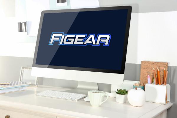 Sample branding #1 for Figear