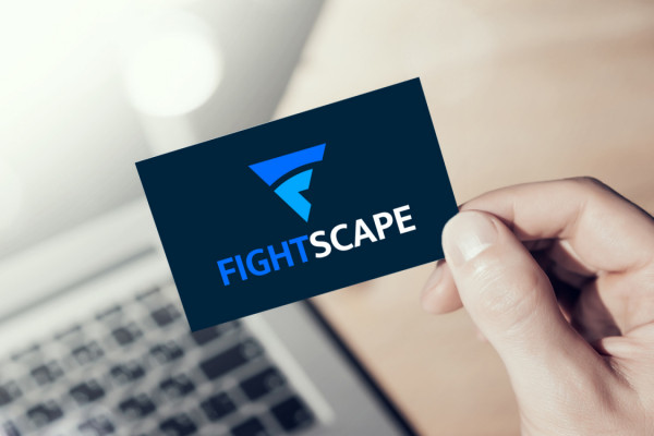Sample branding #1 for Fightscape