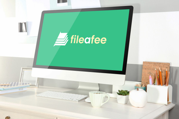 Sample branding #2 for Fileafee