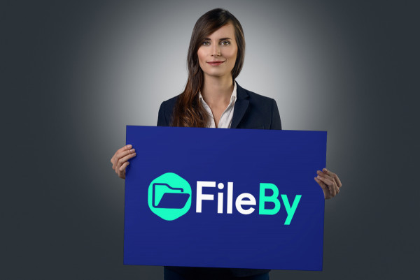 Sample branding #2 for Fileby