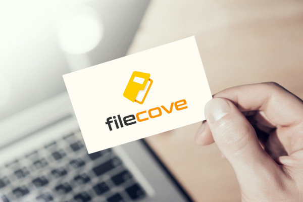 Sample branding #2 for Filecove