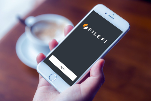 Sample branding #2 for Filefi