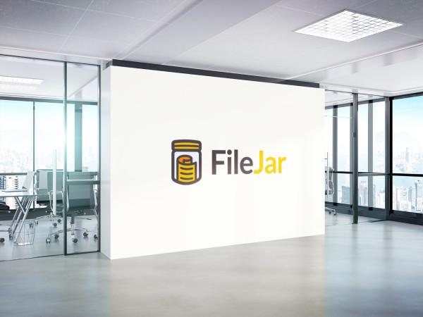 Sample branding #3 for Filejar