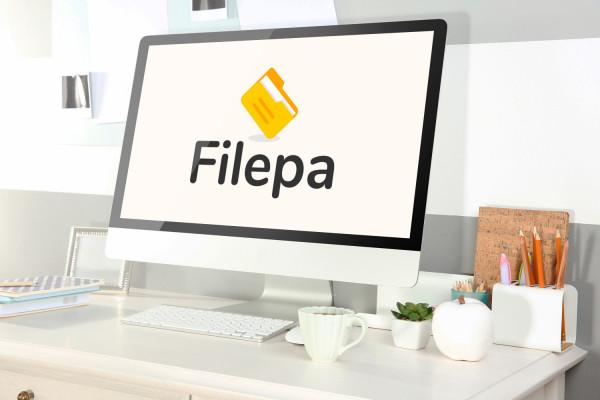 Sample branding #1 for Filepa