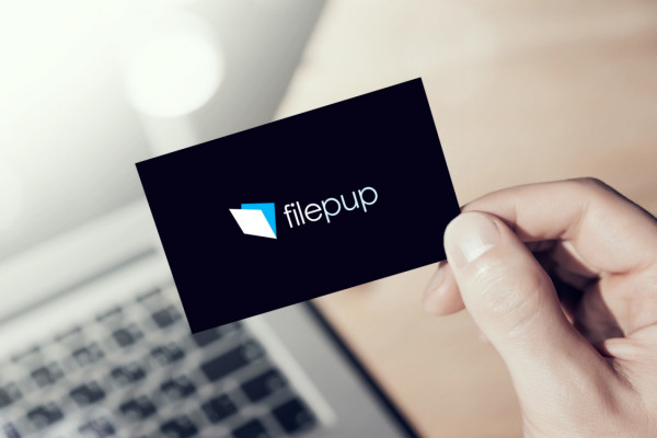 Sample branding #2 for Filepup