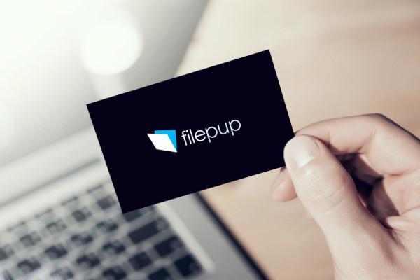 Sample branding #1 for Filepup