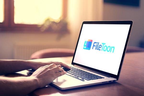 Sample branding #1 for Filetoon